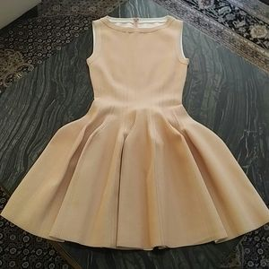 ALAIA - flared dress
